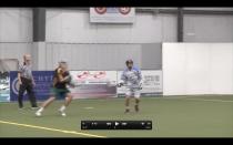 Thunder vs Athletics 4.04.14 - LILL