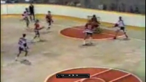 Brooklin Redmen vs Vancouver Burrards -  Mann Cup 1991