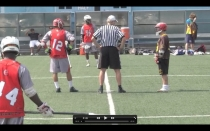 Mountain Boys vs UC Fit  - U Lax 8.10.13