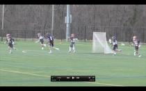 Eastern ( Navy )  vs CH East ( Grey ) 4.9.14