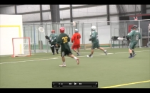 Turtles vs FTD  11.30.13 - Semi - Finals