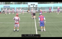 Web Slingers vs UC Fit  - U Lax 8.10.13
